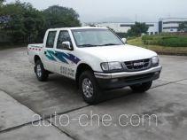 Isuzu QL1030CCGDC dual-fuel pickup truck