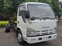 Isuzu QL1043A6HAY truck chassis