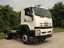 Isuzu QL4181UJCR container carrier vehicle