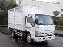 Isuzu QL5040CCYA6FA грузовик с решетчатым тент-каркасом