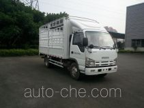 Isuzu QL5040CCYA6HA грузовик с решетчатым тент-каркасом