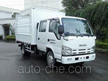 Isuzu QL5040CCYA6HW грузовик с решетчатым тент-каркасом