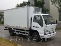 庆铃牌QL5040XLC3HARJ型冷藏车
