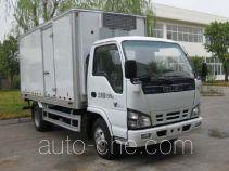 五十铃牌QL5040XLCA1HA型冷藏车