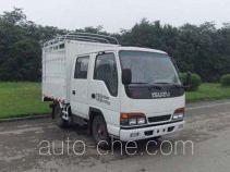 Qingling QL5041CCY3EWRJ stake truck