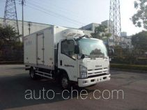 Isuzu QL5043XLCA5HA refrigerated truck