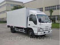 Isuzu QL5050XXY3HAR1 box van truck