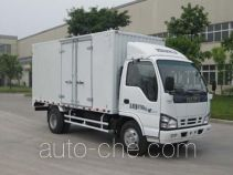 Qingling Isuzu QL5050XXYA1HAJ box van truck