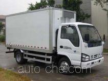 庆铃牌QL5070XLCA1HAJ型冷藏车