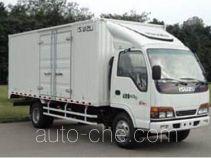 Qingling Isuzu QL5070XXY3KAR1J box van truck