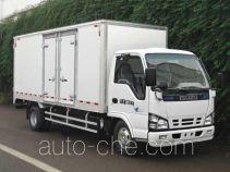 Qingling QL5071XXYA5KAJ box van truck