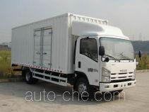 庆铃牌QL5080XTPARJ型厢式货车