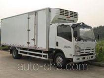 Qingling QL5100XLC9MFRJ refrigerated truck