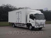 Isuzu QL5100XXY9PAR1 box van truck