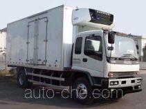 庆铃牌QL5160XLCAQFRJ型冷藏车