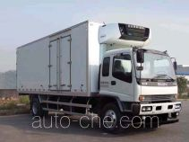 Qingling Isuzu QL5160XLCARFRJ refrigerated truck