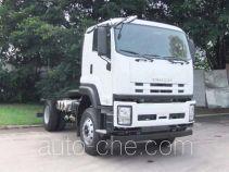 Isuzu QL5190GXFUACRY fire truck chassis