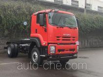 Isuzu QL5190GXFUKCRY fire truck chassis