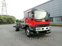 Isuzu QL5190GXFWMFRY fire truck chassis