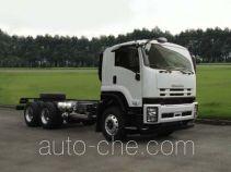Isuzu QL5320THBUPCZY concrete pump truck chassis