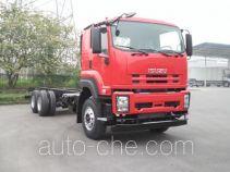 Isuzu QL5330GXFUTCZY шасси пожарного автомобиля