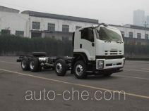 Isuzu QL5400GXFUVCHY fire truck chassis