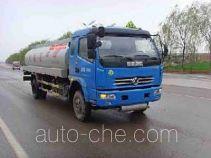 Qilin QLG5121GHY chemical liquid tank truck