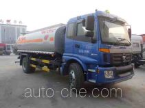旗林牌QLG5163GRY-B型易燃液体罐式运输车