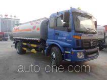 Qilin QLG5163GRY-B flammable liquid tank truck