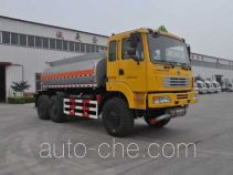 Qilin QLG5200TSMGYY desert off-road oil tank truck
