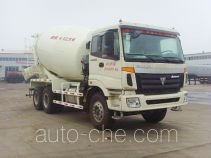 旗林牌QLG5253GJB型混凝土搅拌运输车