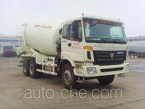 Qilin QLG5253GJB concrete mixer truck