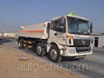 旗林牌QLG5253GRY型易燃液体罐式运输车