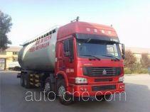 旗林牌QLG5311GFL型粉粒物料运输车