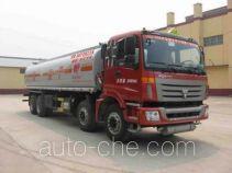 Qilin QLG5317GHY chemical liquid tank truck