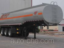 Qilin QLG9400GRY flammable liquid tank trailer