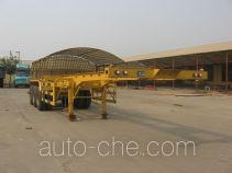 Qilin QLG9400TJZ container transport trailer