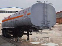 Qilin QLG9401GRYB flammable liquid tank trailer