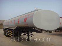 旗林牌QLG9404GSY型食用油运输半挂车