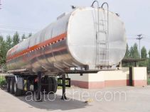 Qilin QLG9406GYY aluminium oil tank trailer