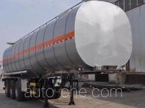 Qilin QLG9407GSY edible oil transport tank trailer