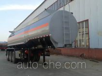 Qilin QLG9408GFW corrosive materials transport tank trailer