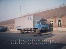Qilong insulated box van truck