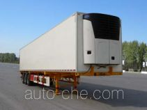 Qilong refrigerated trailer