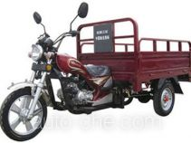Qingqi QM110ZH-4A cargo moto three-wheeler