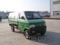 Jieli Qintai QT5020ZLJA3 sealed garbage truck