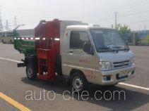 Jieli Qintai QT5031ZDJBJ5 стыкуемый мусоровоз с уплотнением отходов