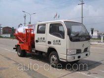 Jieli Qintai QT5040GYL3 liquid waste tank truck