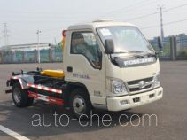 Jieli Qintai QT5042ZXXE5 detachable body garbage truck