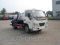 Jieli Qintai QT5043GXWB3 rural biogas digesters sewage suction truck